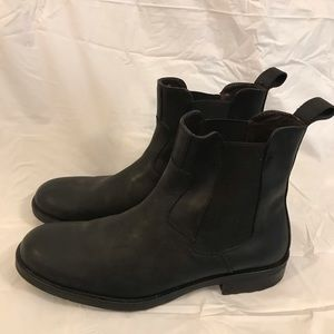 Made in Italy Banana Republic Boots US 11 Leather